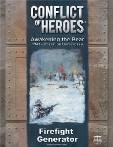 Conflict of Heroes : Awakening the Bear – Firefight Generator